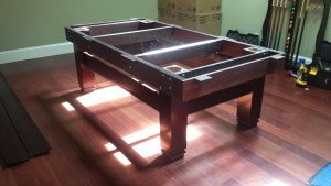 Correctly performing pool table installations, Decatur Illinois