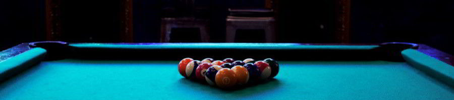 Decatur pool table room sizes featured