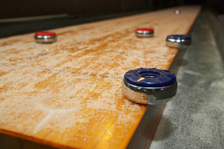 SOLO® Shuffleboard Movers Decatur IL, Illinois.